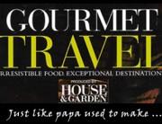 Gourmet Travel - House & Garden
