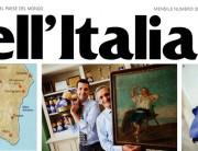 BELL'ITALIA SETTEMBRE 2015 COPERTINA.